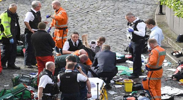 طلبة فرنسيون من بين المصابين في هجوم لندن