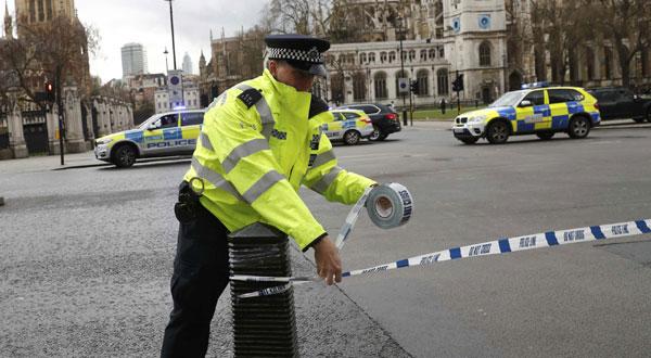 إرتفاع حصيلة الهجوم قرب مقر البرلمان البريطاني