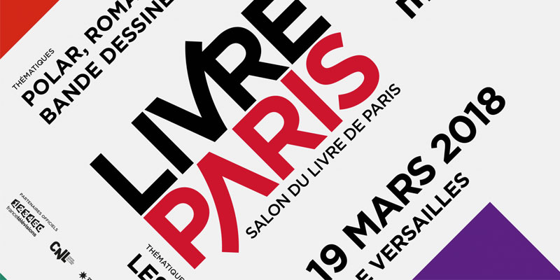 La Tunisie au Salon du livre de Paris avec plus de 1800 ouvrages