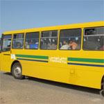 أريانة : إصطدام  حافلة بسيارة للنقل الجماعي يسفر عن إصابة 11 شخصا من بينهم رضيع