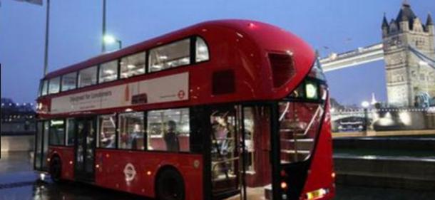 القهوة وقود جديد يشغّل حافلات لندن الحمراء الشهيرة ذات الطابقين