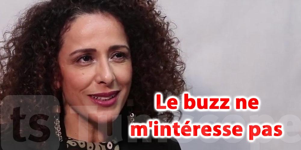 ''Le buzz ne m'intéresse pas''