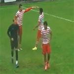 Vitoria Guimaraes B - Club Africain 1 à 1