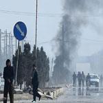 جرحى بتظاهرة ضد شارلي إيبدو في كابول