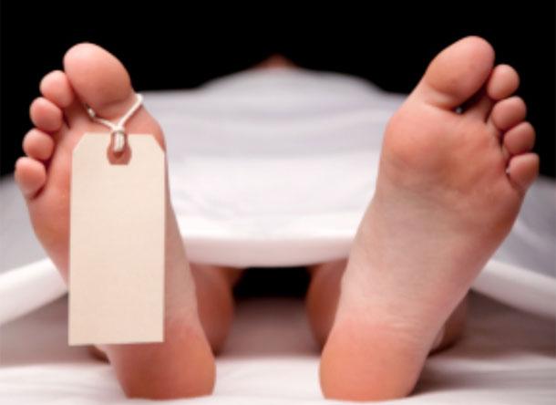 جثة في الطريق العام بسليمان