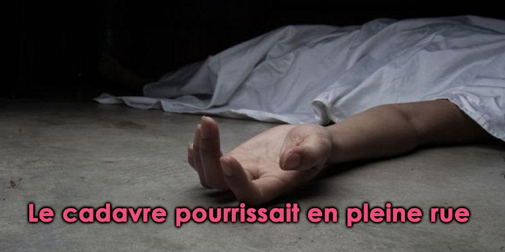Le cadavre d'une femme retrouvé en pleine rue à Monastir