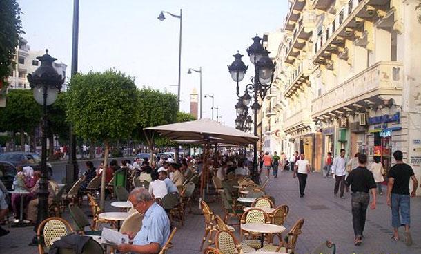 Mise en échec d'un plan terroriste visant des cafés et des bars à l'Avenue Habib Bourguiba