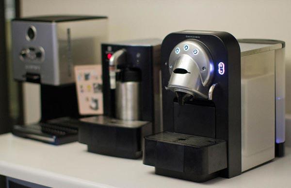 ماكينة القهوة بؤرة للجراثيم