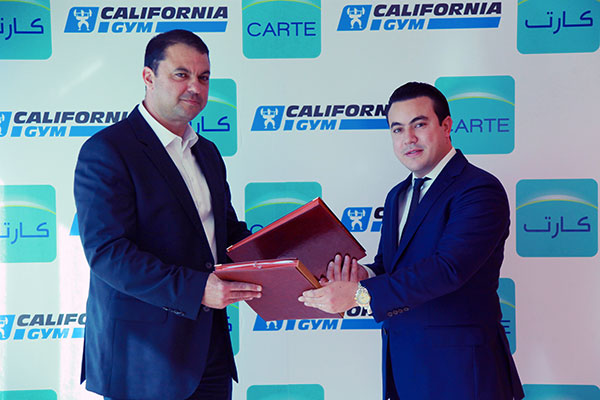 En photos : Partenariat entre CARTE Assurances et California Gym