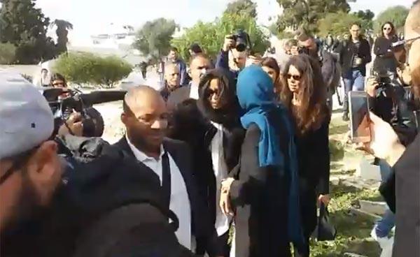 Naomi Campbell, Farida Khelfa et d'autres célébrités aux funérailles du couturier franco-tunisien Azzedine Alaïa