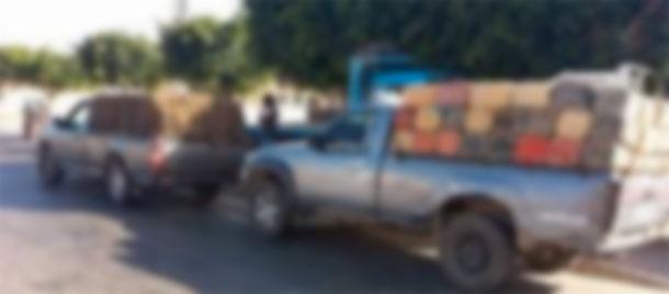 A Kairouan, les agents de sécurité tirent sur un camion de contrebande qui refuse de s'arrêter