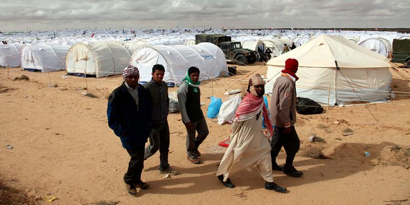 Le gouvernorat de Médenine vit une réelle crise des réfugiés