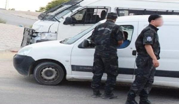 Une campagne de sécurité de la police municipale sur l'ensemble du territoire