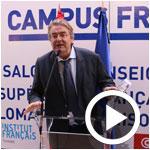 En vidéo : Retour sur le 4ème Salon Campus France Tunisie