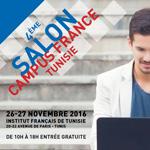 Salon de l'enseignement  Supérieur français et des  Diplomations tuniso-françaises