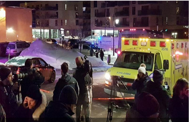 2 tunisiens seraient parmi les blessés de l'attentant du Québec