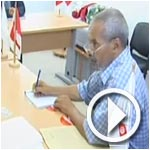 En vidéo-Abdallah Saïd : J'ai été obligé de me présenter à la Présidentielle…
