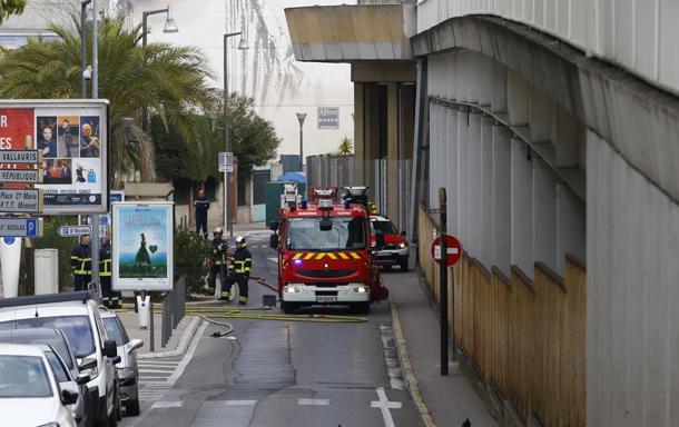 Des rues fermées à Cannes après la découverte de bonbonnes de gaz dans une voiture