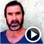 En vidéo :  Eric Cantona interpelle François Hollande à propos de la Palestine