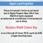 Business Model Canvas Day ce 24 février chez Cogite