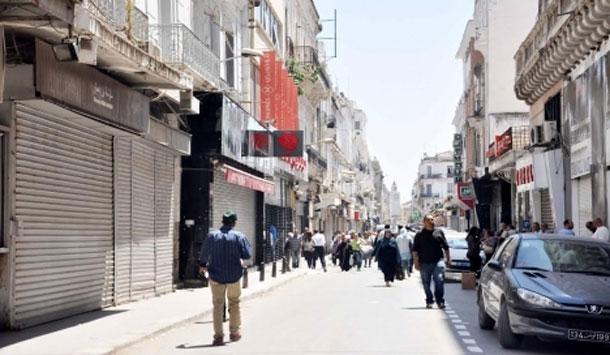 غدا: العاصمة دون مخابز، دون نقل وبمحلات التجارية مغلقة