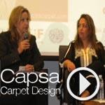 Le Design équitable mis en scène par CAPSA CARPET et DROOG DESIGN