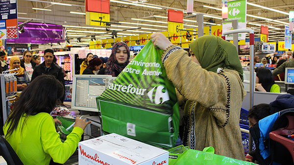 En photos : Les meilleurs sacs écologiques et les prix disponibles chez Carrefour