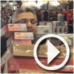 En vidéo : 2 minutes pour remplir chariot à volonté à Carrefour