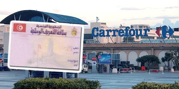 Attention : Carrefour dément les rumeurs sur le jeu de la carte d'identité nationale