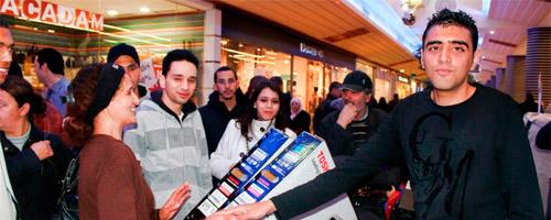 En vidéo : Il remporte 9997 dinars en 2 minutes à Carrefour Tunisie