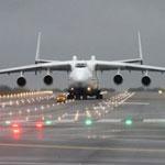 مطار تونس قرطاج يستقبل واحدة من أكبر طائرات الشحن فى العالم