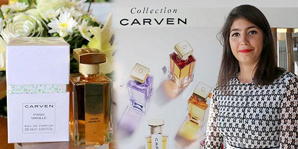 En vidéo : Découvrez la nouvelle collection privée de parfums signée CARVEN