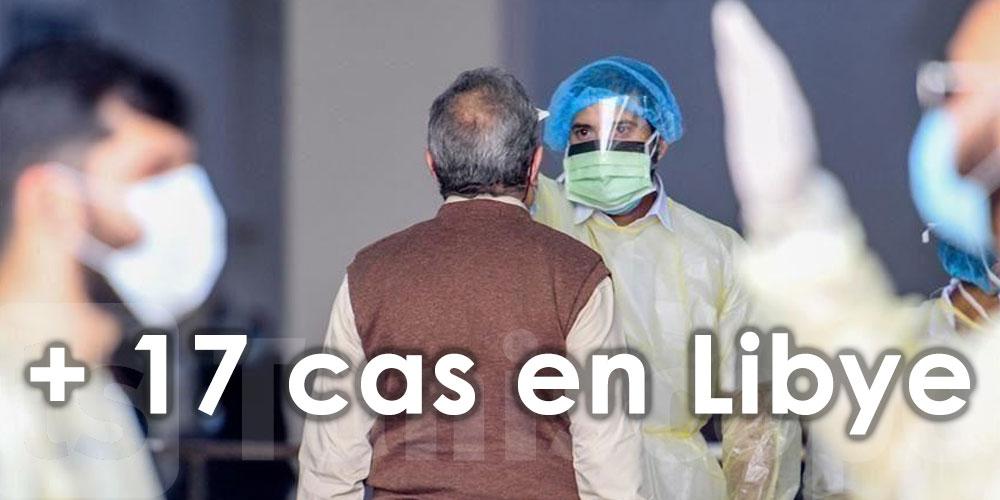 17 nouveaux cas de coronavirus en Libye