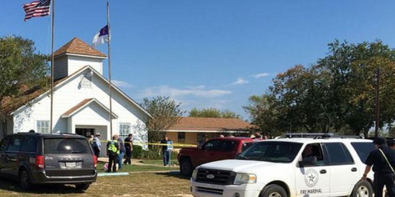 قتيل وإصابة بإطلاق نار داخل كنيسة في الولايات المتحدة