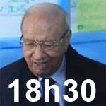 Béji Caid Essebsi donnera une conférence de presse à 18h30