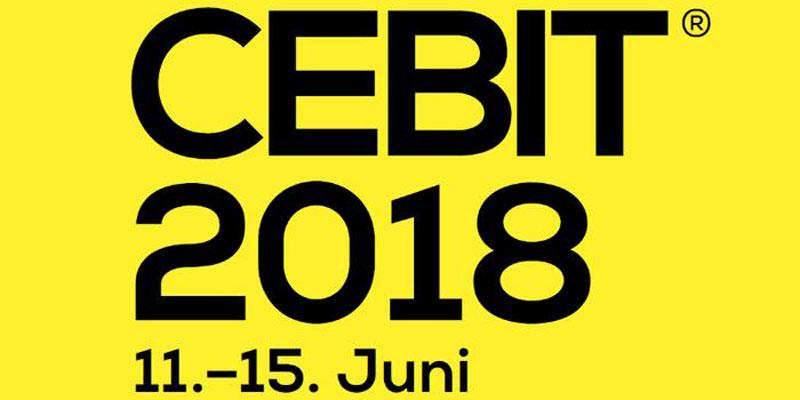 Présentation du salon CEBIT 2018 aux sociétés tunisiennes