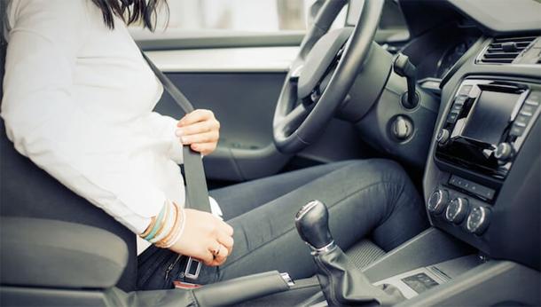 Grâce à la ceinture de sécurité, le nombre de morts sur les routes a diminué