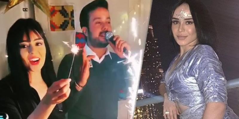 En vidéos : Comment les célébrités tunisiennes ont-elles fêté le nouvel an ?