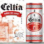 Une canette CELTIA collector pour les 125 ans de la marque