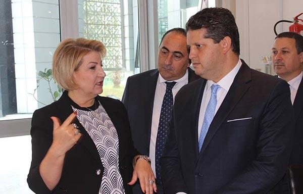 Le Ministre du Commerce choisit le Cepex pour son premier déplacement officiel