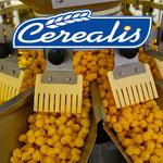Cerealis, leader des chips, en Bourse avec 6,750dt l'action