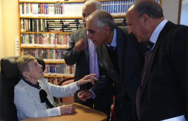 La belle histoire d'une retraitée française qui légue 3.500 ouvrages à la Tunisie