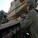 Un soldat légèrement blessé à Chaambi