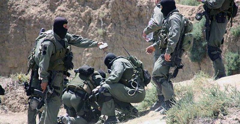 استشهاد عسكري وإصابة 6 آخرين بجروح في انفجار لغم واطلاق نار متبادل مع مجموعة إرهابية بجبل الشعانبي