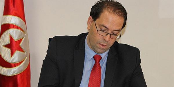 EMRHOD Consulting : 35.1% des Tunisiens satisfaits du rendement de Youssef Chahed