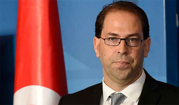 Chahed attendu au Caire les 11 et 12 novembre