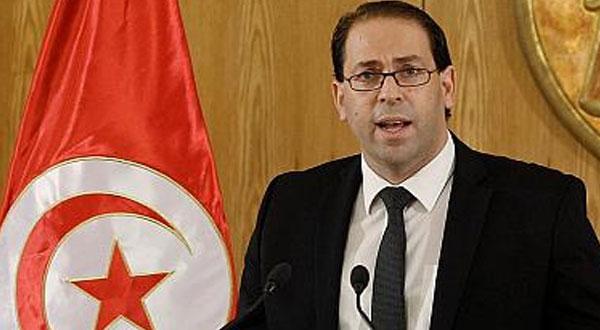 حوار خاص لرئيس الحكومة على الحوار التونسي