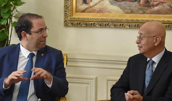Les accords signés par Youssef Chahed en Egypte