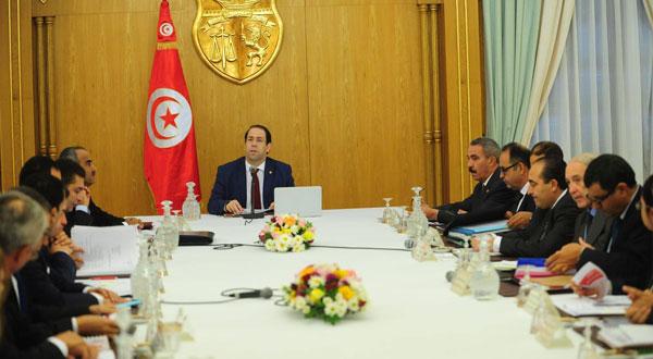 مجلس وزاري مضيق ينظر في تطوير البنية الأساسية للموانئ التجارية التونسية