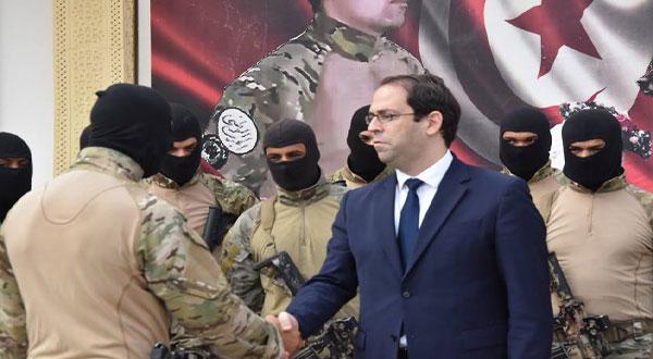 صور..الشاهد يزور الوحدة المختصة للحرس الوطني